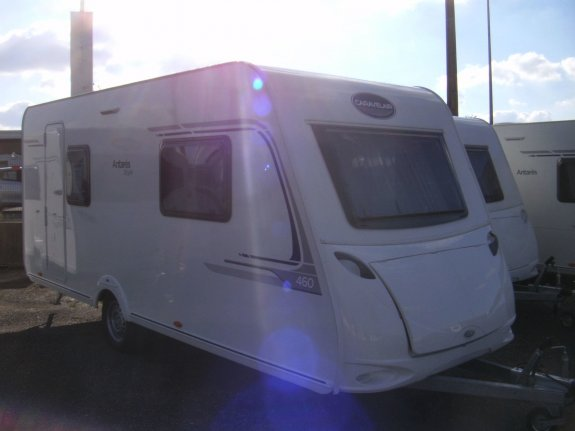 achat caravane / mobil home Caravelair Antares Style 460 PITHIOUD