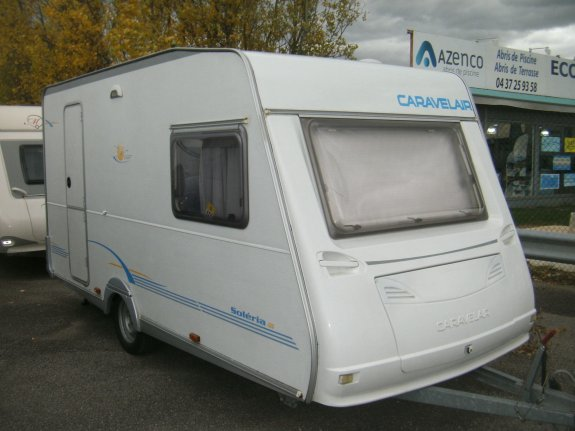 achat caravane / mobil home Caravelair Soleria 420 PITHIOUD