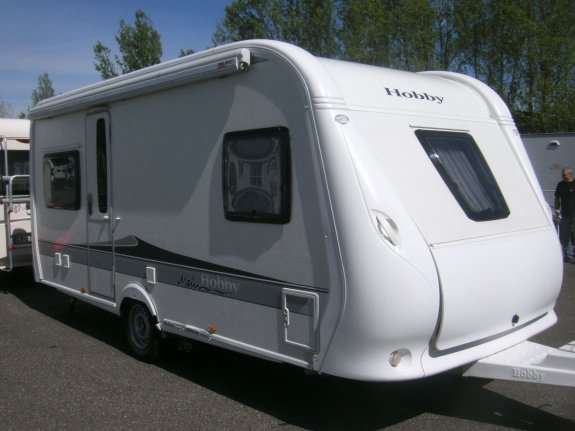 achat caravane / mobil home Hobby 460 UFe Excellent PITHIOUD
