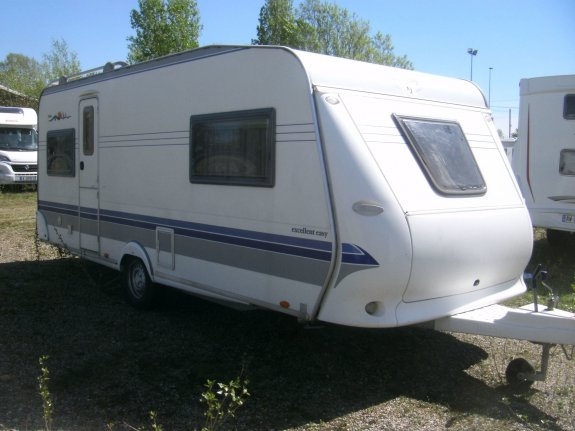 achat caravane / mobil home Hobby 540 UL Excellent PITHIOUD