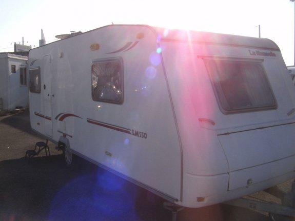 achat caravane / mobil home La Mancelle 550 SA PITHIOUD