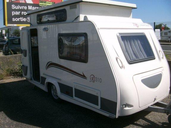 achat caravane / mobil home La Mancelle LM 310 PITHIOUD