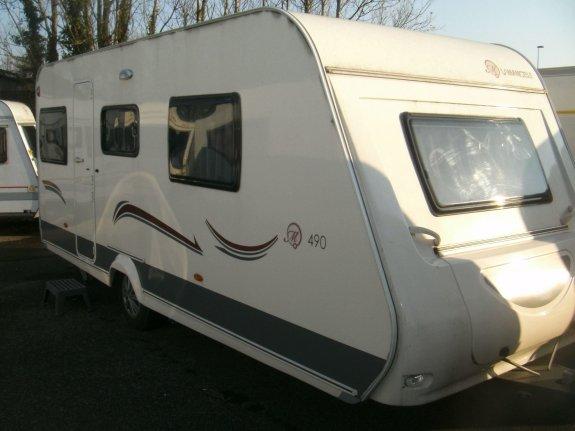 achat caravane / mobil home La Mancelle Lm 490 PITHIOUD