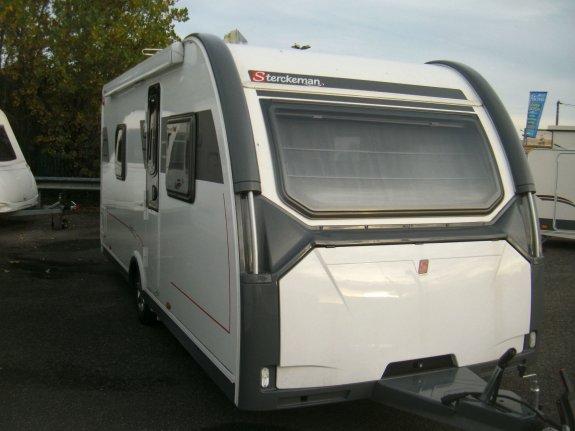 achat caravane / mobil home Sterckeman Alize 475 CP PITHIOUD