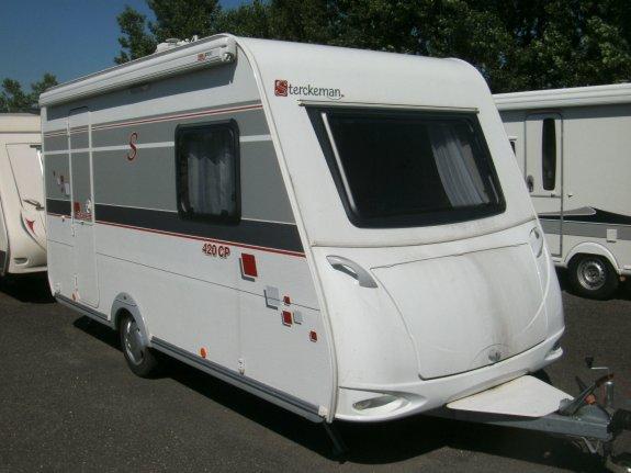 achat caravane / mobil home Sterckeman Starlett 420 CP PITHIOUD