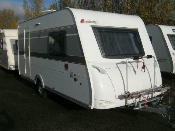 achat caravane / mobil home Sterckeman Starlett 450 CP PITHIOUD