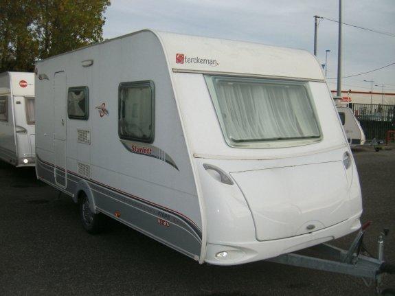 achat caravane / mobil home Sterckeman Starlett 470 Kids PITHIOUD