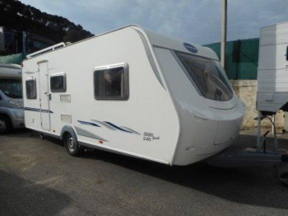 achat caravane / mobil home Caravelair Eden Speciale 540 RANDOEQUIPEMENT NICE-CARAVANES