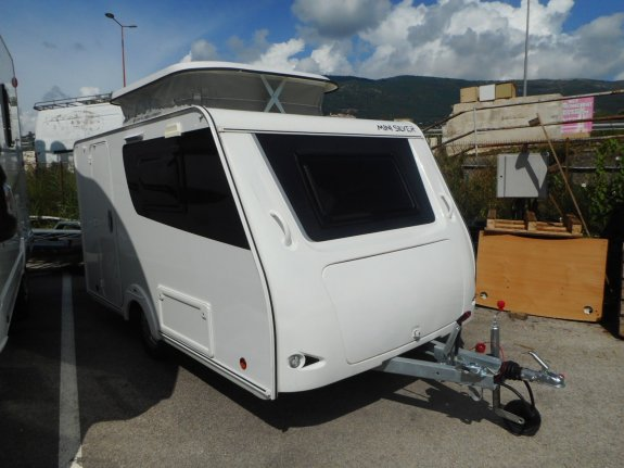 achat caravane / mobil home Trigano Mini Silver 290 RANDOEQUIPEMENT NICE-CARAVANES
