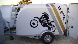 achat REMORQUE FOURGON YONNE EVASION CAMPING CARS