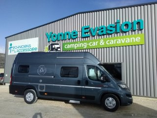 achat  Campereve Living Van YONNE EVASION CAMPING CARS