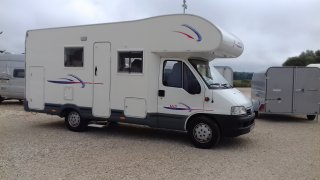 achat  Challenger 163 YONNE EVASION CAMPING CARS
