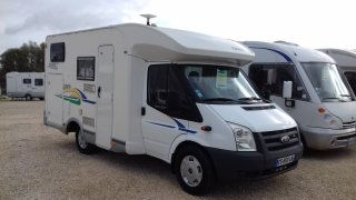 achat  Chausson Flash 04 Top YONNE EVASION CAMPING CARS