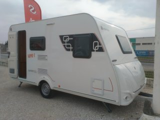 achat caravane / mobil home Sterckeman 400 UL YONNE EVASION CAMPING CARS