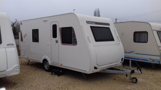 achat caravane / mobil home Sterckeman 470 Cp Evolution YONNE EVASION CAMPING CARS
