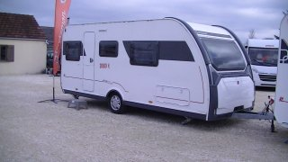 achat caravane / mobil home Sterckeman 480 CP Concept YONNE EVASION CAMPING CARS