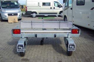 achat Remorque FTG DT Concept petit plateau LOISIRS CAMPING CARS