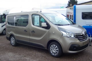 achat  Campereve Mirande S  LOISIRS CAMPING CARS
