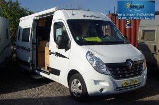 achat  Font Vendome Mastervan LOISIRS CAMPING CARS