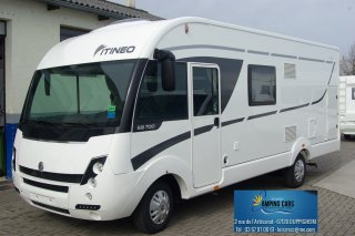 achat  Itineo Sb 700 LOISIRS CAMPING CARS