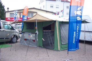 achat caravane / mobil home 3 Dog Scoutdog LOISIRS CAMPING CARS