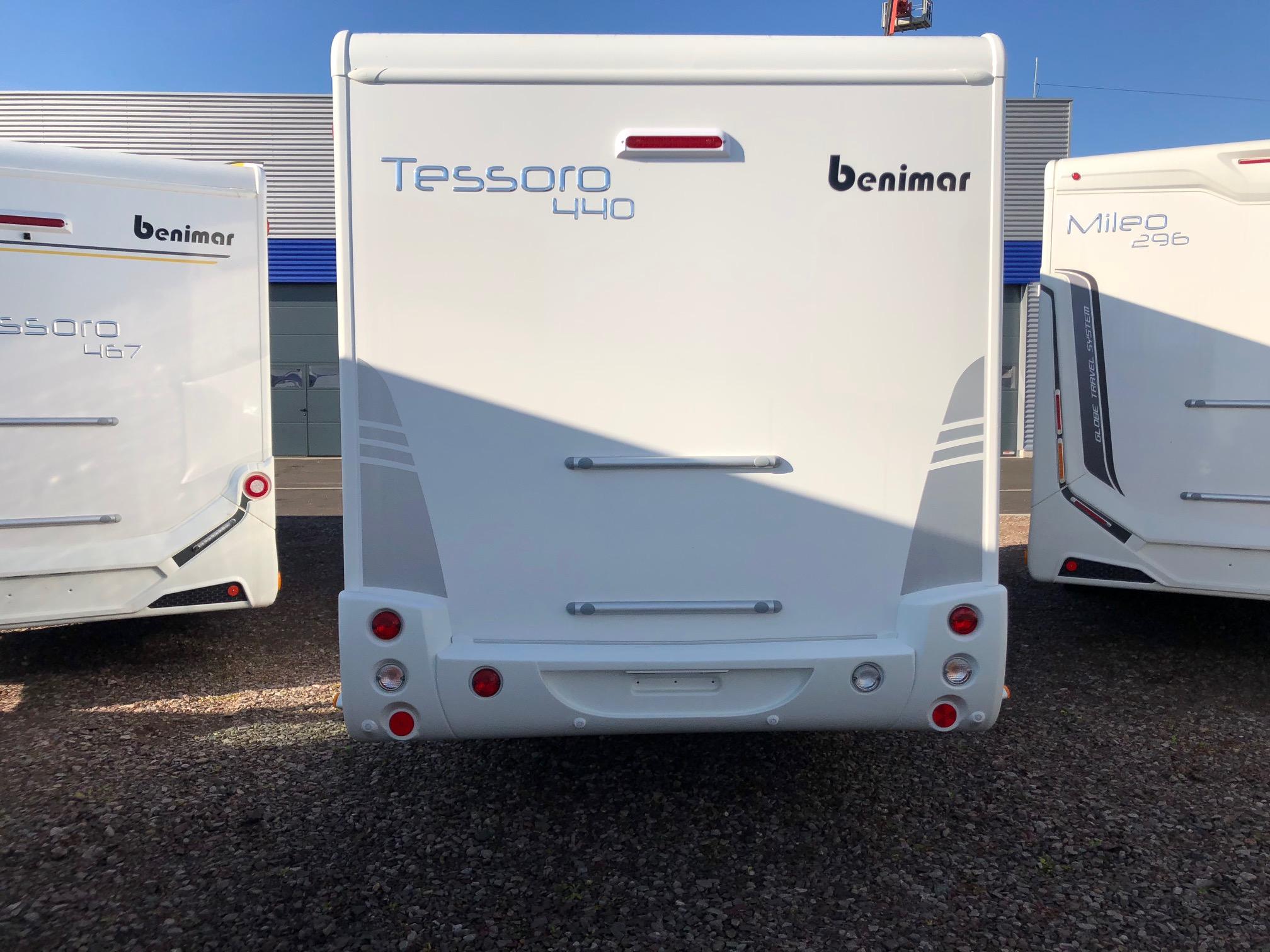 Benimar Tessoro 440 Up - 2