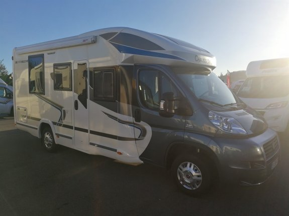 achat  Chausson Welcome 618 MURATET CAMPING CARS 09