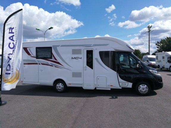 achat  Mc Louis MC 4 80 Karat MURATET CAMPING CARS 09