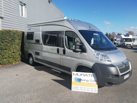 achat  Possl 2 Win MURATET CAMPING CARS 09