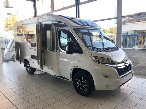 achat  Burstner Travel Van T 590 G MURATET CAMPING CARS 31