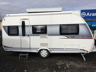 achat caravane / mobil home Hobby 460 Hl On Tour MURATET CAMPING CARS 31
