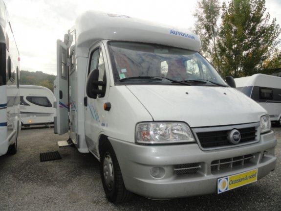 achat  Autostar Auros 60 CARAVANING DU MARAIS