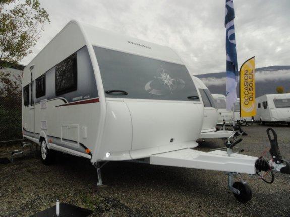 achat caravane / mobil home Hobby 460 Hl On Tour CARAVANING DU MARAIS