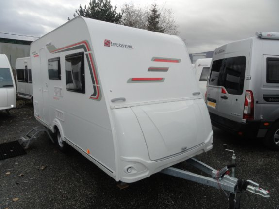 achat caravane / mobil home Sterckeman Easy 390 Cp CARAVANING DU MARAIS