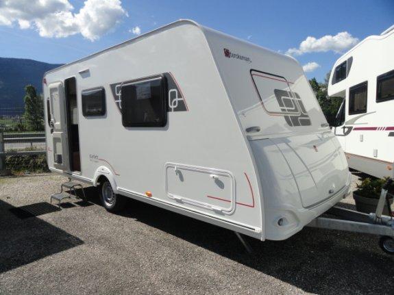 achat caravane / mobil home Sterckeman Starlett 480 CP CARAVANING DU MARAIS