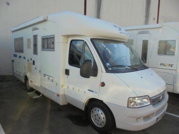 achat  Autostar Athenor 448 YPO CAMP ESPACE CECV
