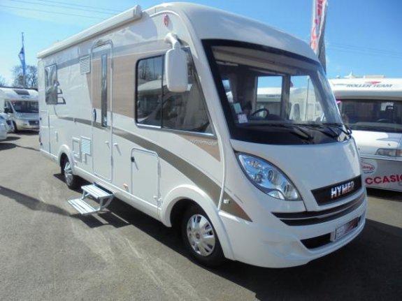 achat  Hymer B 598 Premium Line YPO CAMP ESPACE CECV