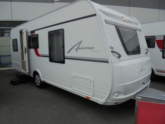 achat caravane / mobil home Burstner Averso 570 Ts YPO CAMP ESPACE CECV