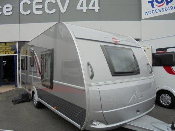 achat caravane / mobil home Burstner Averso Top 485 TS YPO CAMP ESPACE CECV
