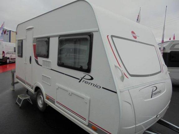 achat caravane / mobil home Burstner Premio 435 TS YPO CAMP ESPACE CECV