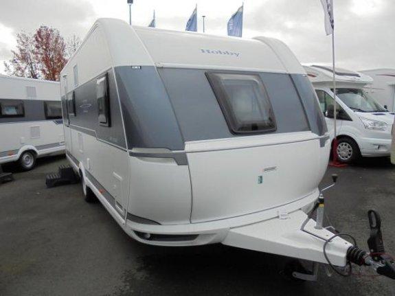 achat caravane / mobil home Hobby 560 Kmfe De Luxe YPO CAMP ESPACE CECV