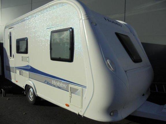achat caravane / mobil home Hobby Excellent 410 SFE YPO CAMP ESPACE CECV