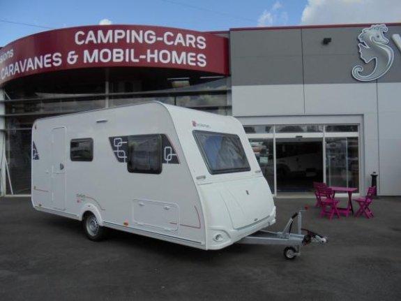 achat caravane / mobil home Sterckeman Starlett 470 PE YPO CAMP ESPACE CECV