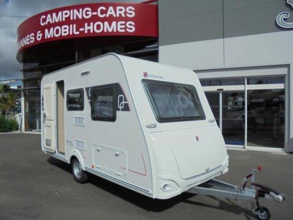 achat caravane / mobil home Sterckeman Starlett Comfort 390 Cp YPO CAMP ESPACE CECV