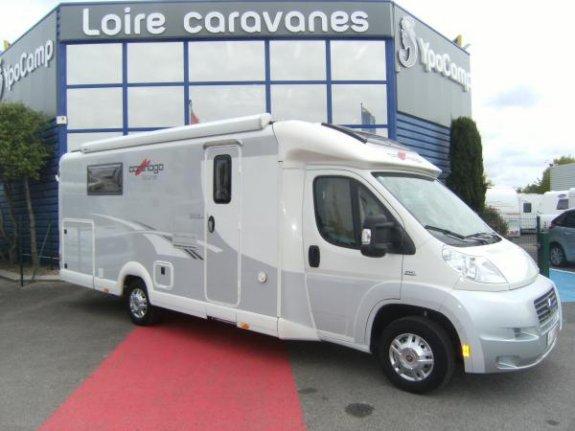 achat  Carthago C-Tourer T 150 YPO CAMP LOIRE CARAVANES
