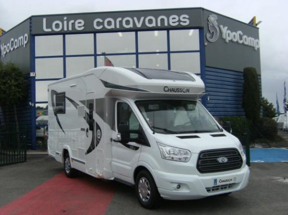 achat  Chausson 628 Eb Limited Edition YPO CAMP LOIRE CARAVANES