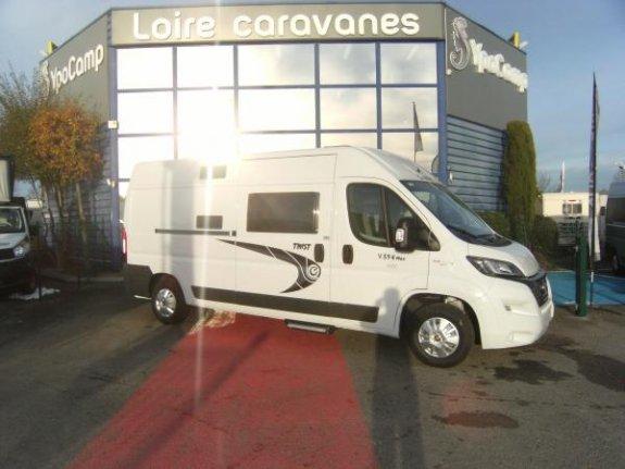 achat  Chausson Twist V 594 Max YPO CAMP LOIRE CARAVANES