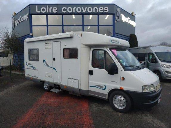 achat  Eriba Car 636 YPOCAMP LOIRE CARAVANES