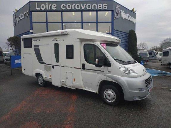 achat  Fleurette Migrateur 65 Lbm YPOCAMP LOIRE CARAVANES