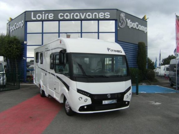 achat  Itineo Mc 740 YPO CAMP LOIRE CARAVANES